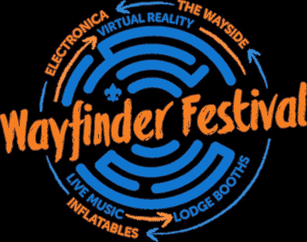 Wayfinder Festival Logo