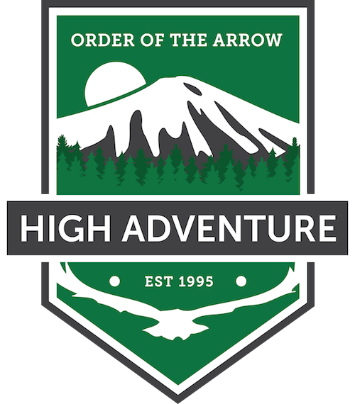 High Adventure Order Of The Arrow Boy Scouts Of America