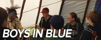 Lodge Ledger: Trailblazer Adventure Camp Inspires Arrowmen