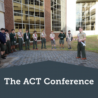 ACT Conference Serves as a Valuable Resource for Lodges and Sections