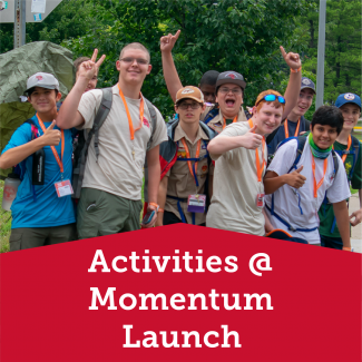 Activities At Momentum Launch