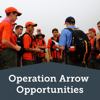 Operation Arrow Opporunities