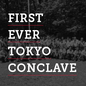 First Ever Tokyo Conclave