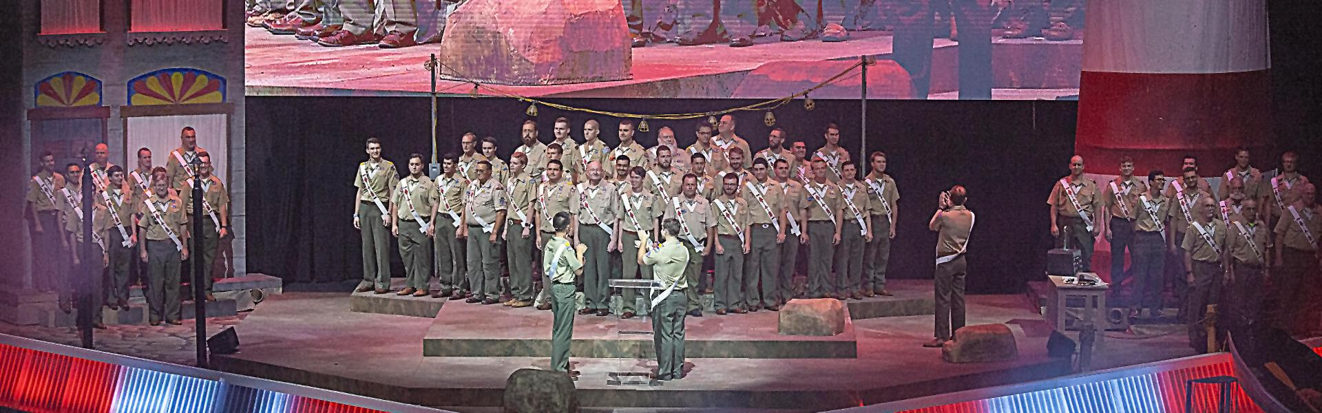 2018 Distinguished Service Award Recipients at NOAC 2018