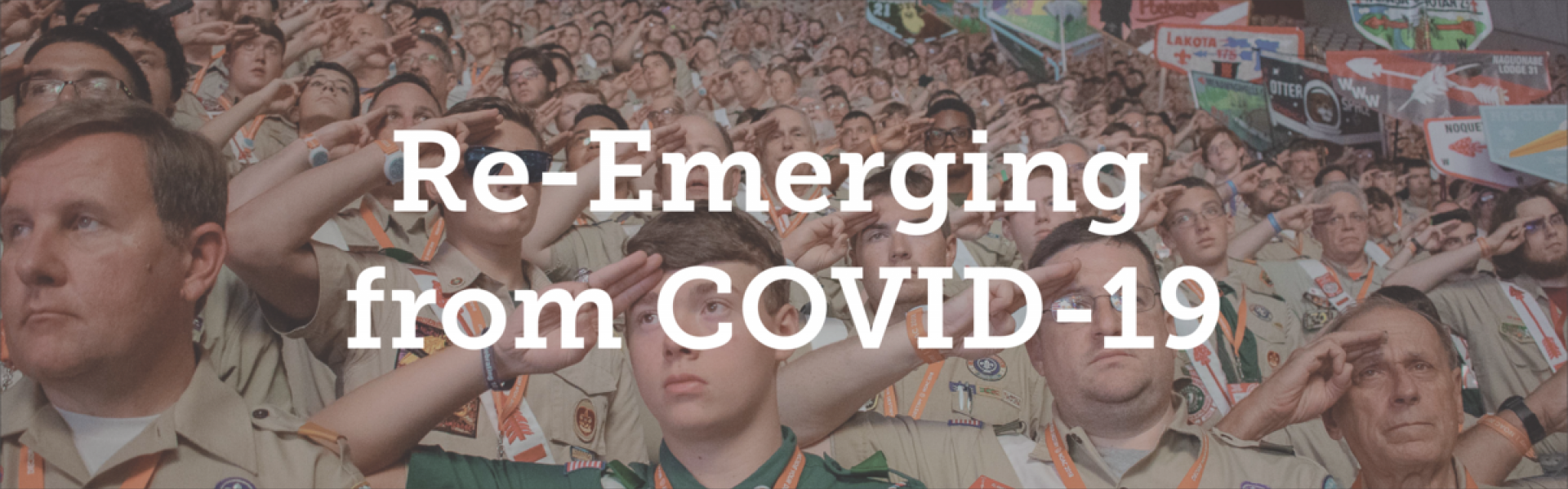 Re-Emerging from COVID-19