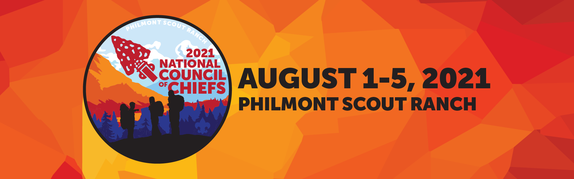 National Council of Chiefs, August 1-5, 2021, Philmont Scout Ranch