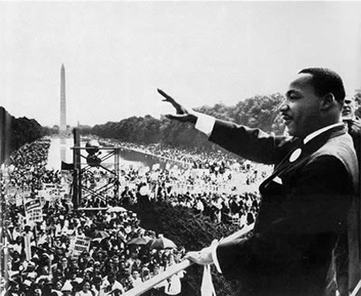 Martin Luther King Jr I Have A Dream Speech Order Of The Arrow Boy Scouts Of America