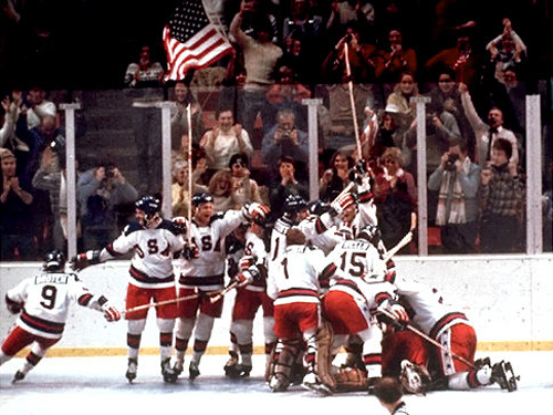 1980 USA Hocky Team