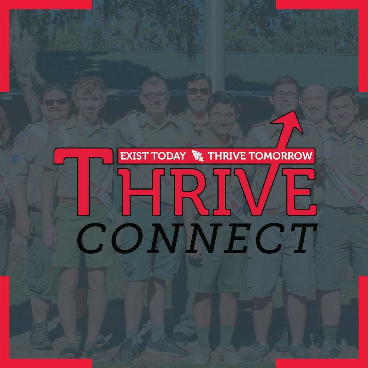Thrive Connect web tile